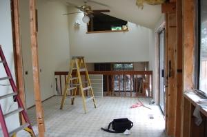 before shot interior